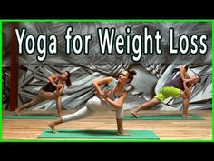 Yoga for Weight Loss Yoga Workout with Gloria Baraquio at The Springs LA. A strong, cardiovascular yoga flow video to stretch and strengthen your entire body...