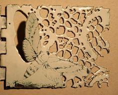 Sue Brown Printmaker: ENAMELLING EXPERIMENTS - Esperimenti con gli smalti