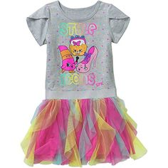 Shopkins Girls Dress Tutu Skirt with Glitter Style Lippy ...  Click for more information or how to purchase
