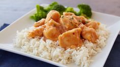 You can enjoy fan-favorite orange chicken without leaving the house with this easy slow-cooker version. Slightly sweet with a bit of heat, it's a family dinner that will please everyone. Best Slow Cooker, Crock Pot Slow Cooker, Crock Pot Cooking, Slow Cooker Chicken, Slow Cooker Recipes, Crockpot Recipes, Chicken Recipes, Cooking Recipes, Crockpot Deserts