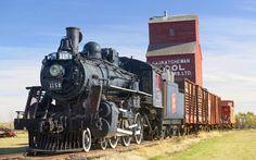Texas Train - 1920x1200