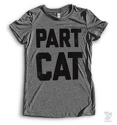 Part Cat (Exclusive Shirt)