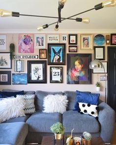 How to Make a Statement Panel Wall using Adhesive - From Evija with Love Dark Master Bedroom, Bedroom Wall, Silver Spray Paint, Gold Spray, Leftover Tile, Old Candle Jars, Wedding Anniversary Presents, Dado Rail, Old Baskets
