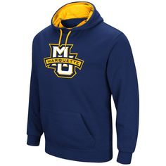 new products 59fad fd9c9 Men s Campus Heritage Marquette Golden Eagles Logo Hoodie