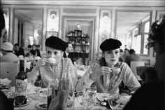 """the60livehere:  """"  On the set """"Les Demoiselles de Rochefort"""" """""""