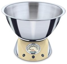 Retro Digital Kitchen Scale By Leifheit - traditional - kitchen tools - spacesavers