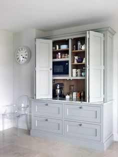 Leading kitchen pantry cabinet ikea canada tips for 2019 Along with every one of the time spent in your cooking area throughout the year, its own typically a terrific concept to check out impressive cooking area cupboard suggestions to produce the greate… Kitchen Pantry Cabinet Ikea, Kitchen Appliance Storage, Kitchen Pantry Design, Appliance Garage, Appliance Cabinet, Kitchen Armoire, Pantry Storage, Kitchen Dresser Ikea, Kitchen With Pantry