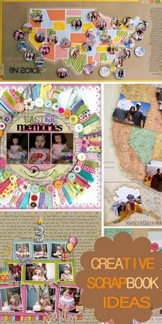 Pin by ramonam on for educators scrapbook ideen kreativ scrapbook - Scrapbook ideen ...