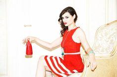 Melissa Mars dans Liz Magazine. LIZ MAGAZINE ONLINE!!  Interview, photos n' EDITO MODE... by François Berthier. Vous aimez? You like???  http://issuu.com/lizmagazine/docs/lizmagavril2013/1
