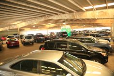 Covered Houston Hobby Airport parking? Yep! Plus, we're 1/2 the prices of Hobby Airport. Book your savings now!