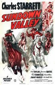 Sundown Valley - Benjamin H. Kline - 1944 http://western-mood.blogspot.fr/2015/02/sundown-valley-benjamin-h-kline-1944.html#links