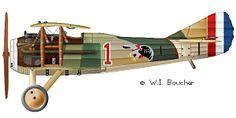 SPAD S-XIII - 1918