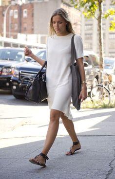 Summer white in NY