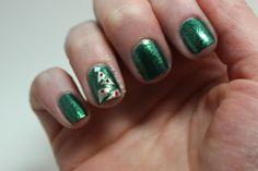 Put some Polish on It: o christmas tree