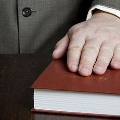 Juramento (Foto: Arquivo Google)
