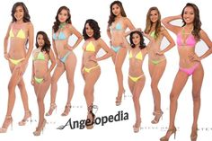 Miss Earth Guam 2017 Contestants Dazzled in the Recent Swimsuit Photoshoot