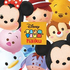 Tsum Tsum Book of Haiku * Check this awesome product by going to the link at the image.