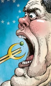 The austerity diet was made by the European debt crisis it is not the solution.(June 6th 2012) eurozone-survival-calendar