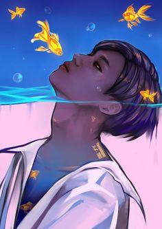 Listen to every Taemin track @ Iomoio Got7 Fanart, Kpop Fanart, Kpop Drawings, Shinee Taemin, Learn Art, Cosplay, Fantastic Art, Canvas Prints, Art Prints