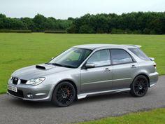Subaru Impreza GB270 Sport Wagon (GGA) '2007