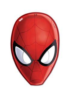 Spiderman-juhlamaski