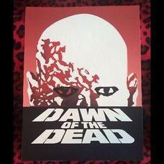 Dawn-of-the-Dead-Back-Patch-11-X-14-5-Horror-Punk-Rockabilly-Psychobilly