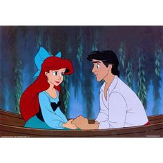 The Little Mermaid ❤ liked on Polyvore featuring disney, little mermaid, the little mermaid and pictures