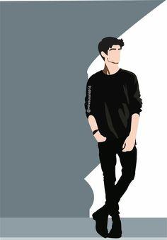 Get Great All Anime Wallpaper IPhone Wattpad Cover Template, Wattpad Book Covers, Wattpad Books, Boy Illustration, Character Illustration, Illustrations, Cartoon Wallpaper Hd, Cover Wallpaper, Vector Portrait