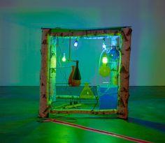Artist:Eli Hansen  Venue: Maccarone, New York  Exhibition Title:Should be fine  Date:March 30 – April 28, 2012