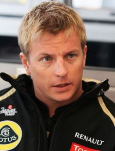 TOTAL Lotus Pillot Kimi Raikkonen @ the 2013 Formula One Grand Prix at…