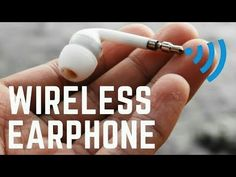 How To Make Wireless earphone Easily At Home - YouTube