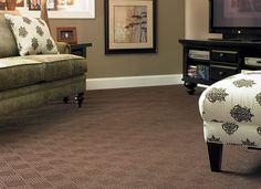 Vander Berg Furniture & Flooring - Dark brown carpet; finish your room's ambiance with this dark and rich brown colored carpet. vanderbergfurniture.com