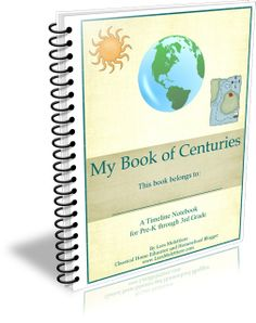 My Book of Centuries: A Timeline Notebook for PreK-3rd Grade. A Book of Centuries for young learners with alternating lined pages, timeline figures, and more! $4.99