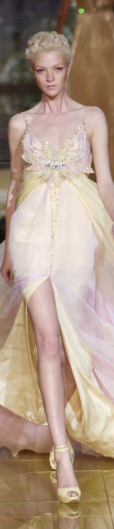 Elie Saab Spring 2006 Couture. Jaglady