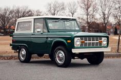 1970's Ford Bronco