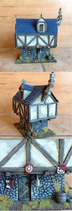 Warhammer Timbered Magistrate's House