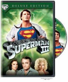 Amazon.com: Superman III (Deluxe Edition): Christopher Reeve, Annette O'Toole, Eunice Kennedy Shriver, Jackie Cooper, Robert Vaughn, Pamela ...