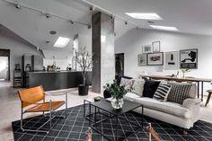 Frejgatan Apartment by DesignFolder on Behance