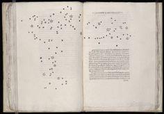 journalofanobody:    Galileo's illustration of the constellation of the Pleiades, in the first edition of Sidereus Nuncius