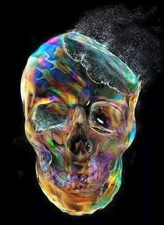 #Bubble #Bones #Skull