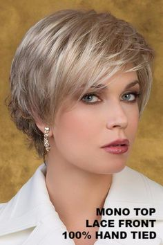 ideas haircut with bangs and layers for thin hair pixie cuts Long Hair With Bangs And Layers, Haircuts For Long Hair With Bangs, Cool Haircuts, Hairstyles With Bangs, Pixie Cut Thin Hair, Short Hair Cuts, Pixie Cuts, Thick Hair, Blonde Roots