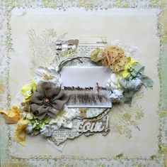 Erin Blegen: My Scrap Cabin: A Look @ Manor House: Part 3
