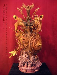 Sculpture - Joshua S. Levin