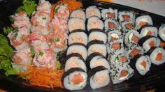 PEDRO HITOMI OSERA: RECEITA DE Sushi Fantástico-CULINÁRIA JAPONÊSA.