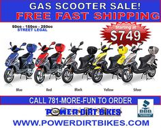 Visit our blog for upcoming sales and deals get the best price of a dirt bike pit bike or atv online. Get the best dirt bike sale online dirtbikes cheap Cheap Scooters, Scooters For Sale, Bike Sale, Bikes For Sale, Atv Online, Cool Dirt Bikes, Gas Scooter, Pit Bike, 50cc