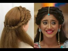 Beautiful Hairstyles for Function: Easy Wedding Hairstyles - YouTube