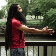 Embracing the Culture of Locs & Textured Hair Mens Dreadlock Styles, Dreads Styles, Curly Hair Styles, Natural Hair Styles, Natural Braids, Black Men Hairstyles, Dreadlock Hairstyles, Dreadlocks Men, Locs