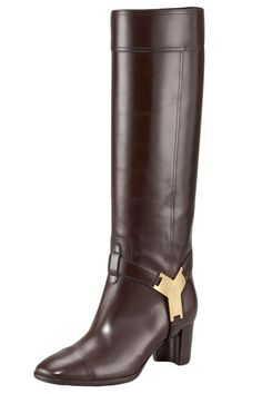 YSL boots, love! - Early Fall Shoes 2012 - ELLE
