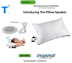 Introducing The Pillow Speaker. My Man, Pillows, Bedroom, Cushion, Bedrooms, Throw Pillow, Cushions, Master Bedrooms, Throw Pillows