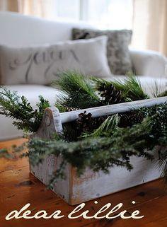 simple decorating. (make this box)